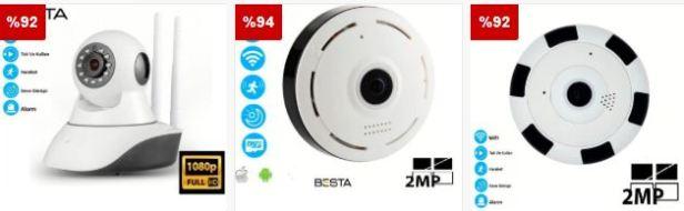 Kablosuz kamera kablosuzlar